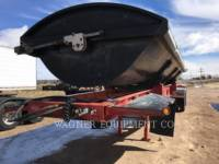 Equipment photo MISCELLANEOUS MFGRS SD402 TRAILERS 1