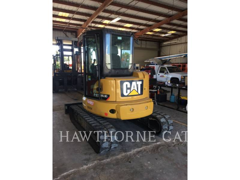 CATERPILLAR TRACK EXCAVATORS 305.5E2 PO equipment  photo 3