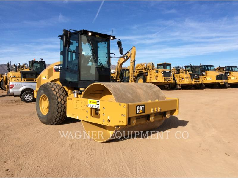 CATERPILLAR COMPACTEURS CS56B equipment  photo 1