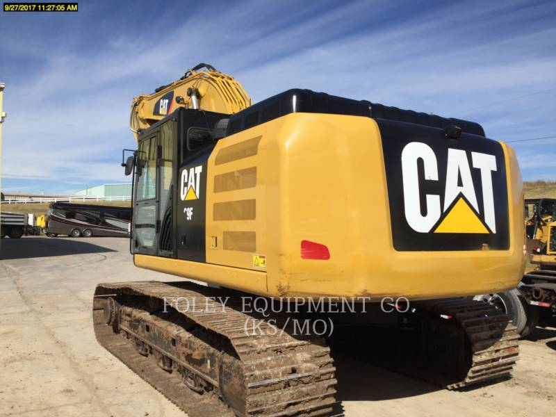 CATERPILLAR EXCAVADORAS DE CADENAS 329FL10 equipment  photo 4