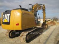 CATERPILLAR TRACK EXCAVATORS 323E equipment  photo 9
