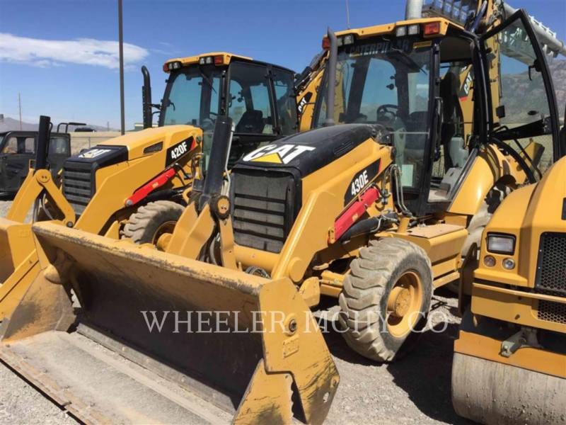 CATERPILLAR BACKHOE LOADERS 430E E MP equipment  photo 1