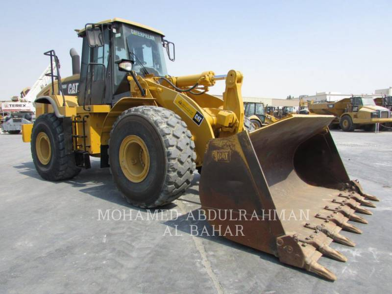 CATERPILLAR WHEEL LOADERS/INTEGRATED TOOLCARRIERS 966H equipment  photo 7