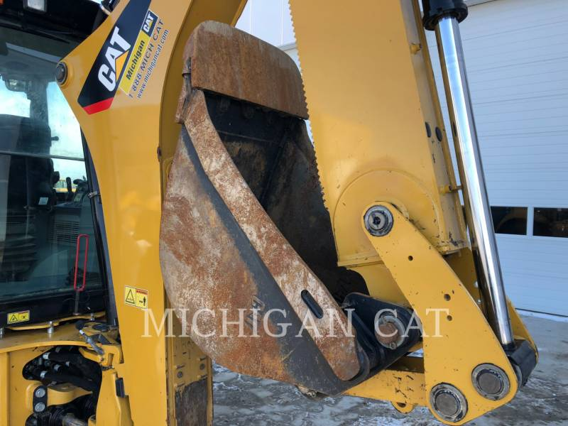 CATERPILLAR バックホーローダ 420F AR equipment  photo 14