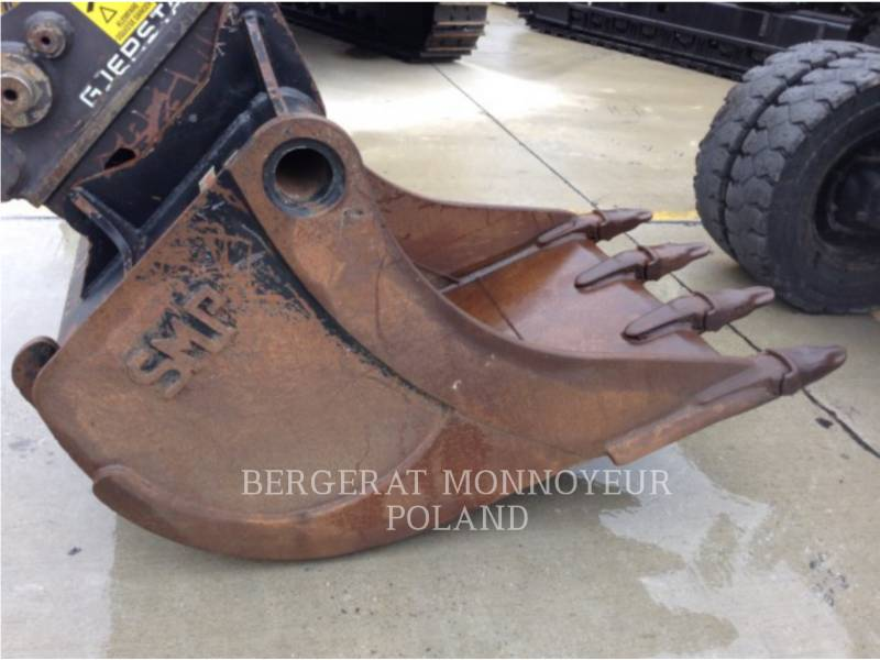 CATERPILLAR EXCAVADORAS DE RUEDAS M316D equipment  photo 7