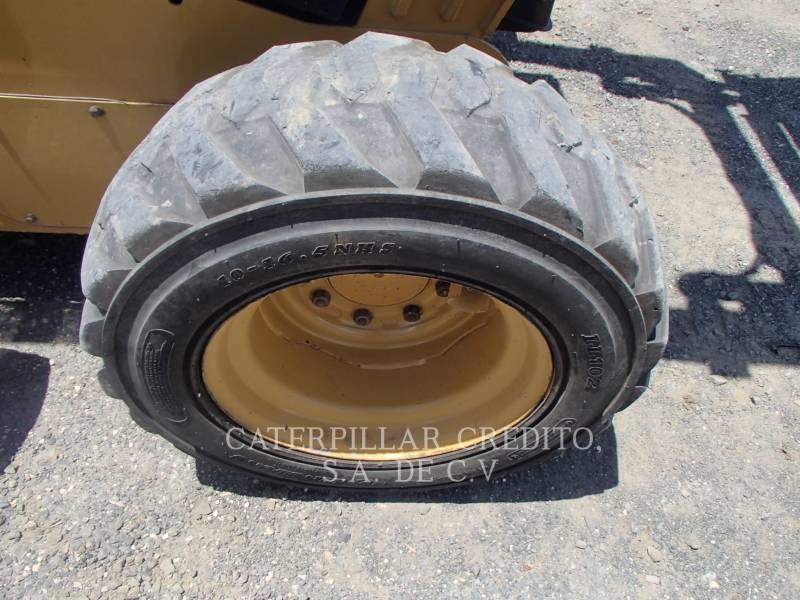 CATERPILLAR MINICARGADORAS 232DLRC equipment  photo 12