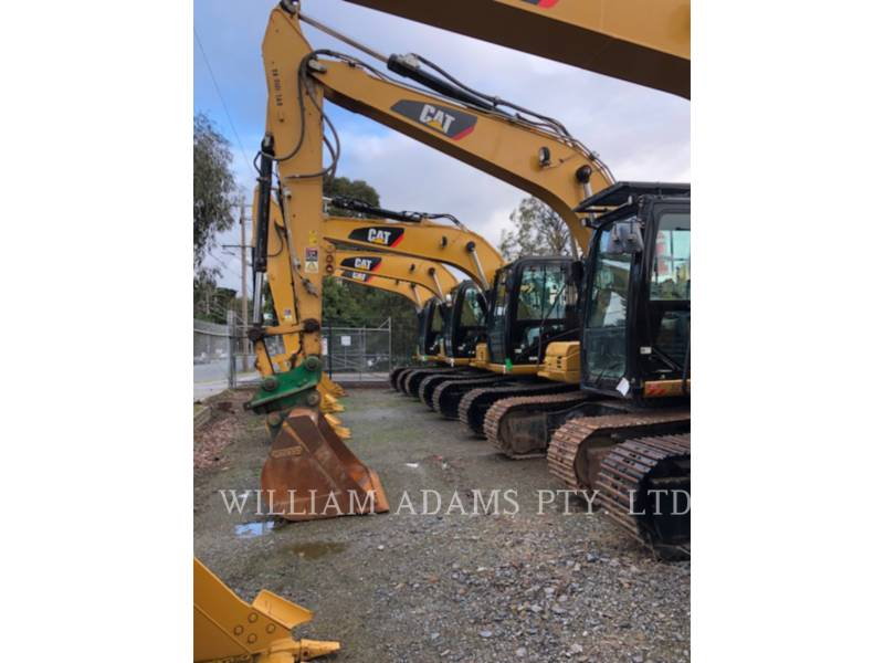CATERPILLAR EXCAVADORAS DE CADENAS 312D equipment  photo 2