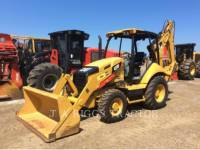 Equipment photo CATERPILLAR 420F 4 RETROEXCAVADORAS CARGADORAS 1