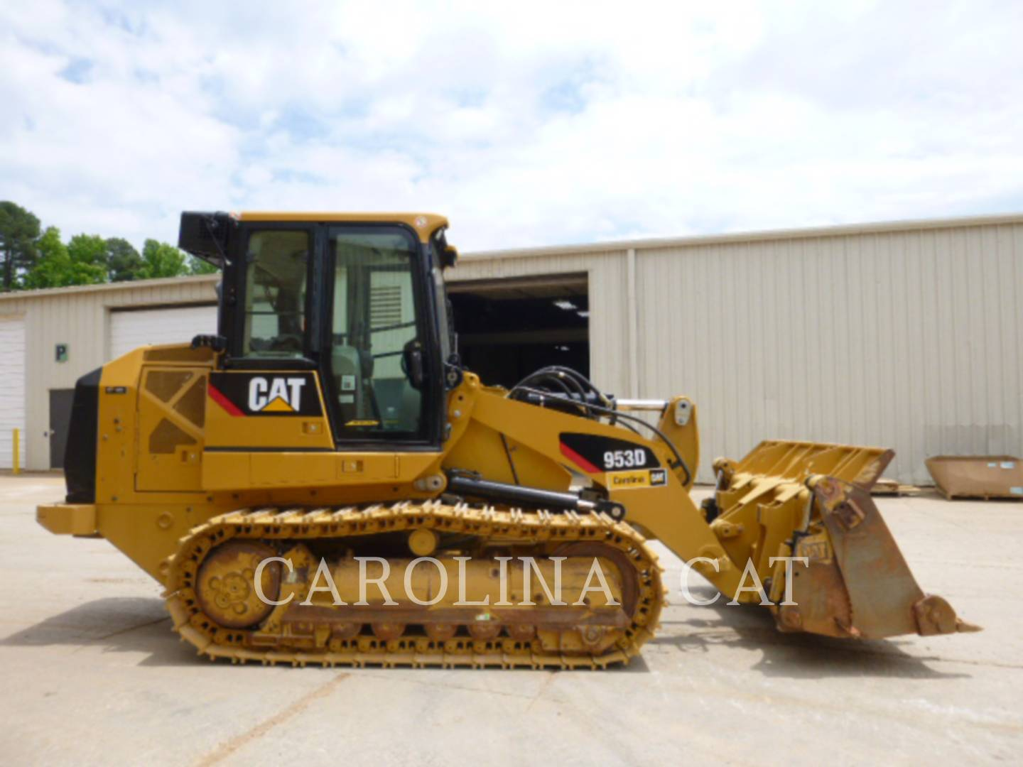 Detail photo of 2014 Caterpillar 953D from Construction Equipment Guide