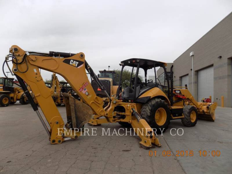Caterpillar BULDOEXCAVATOARE 450F 4EOM equipment  photo 2