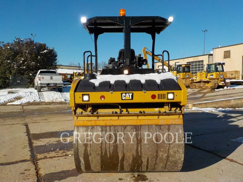 CATERPILLAR TANDEMVIBRATIONSWALZE, ASPHALT CB-54 equipment  photo 15