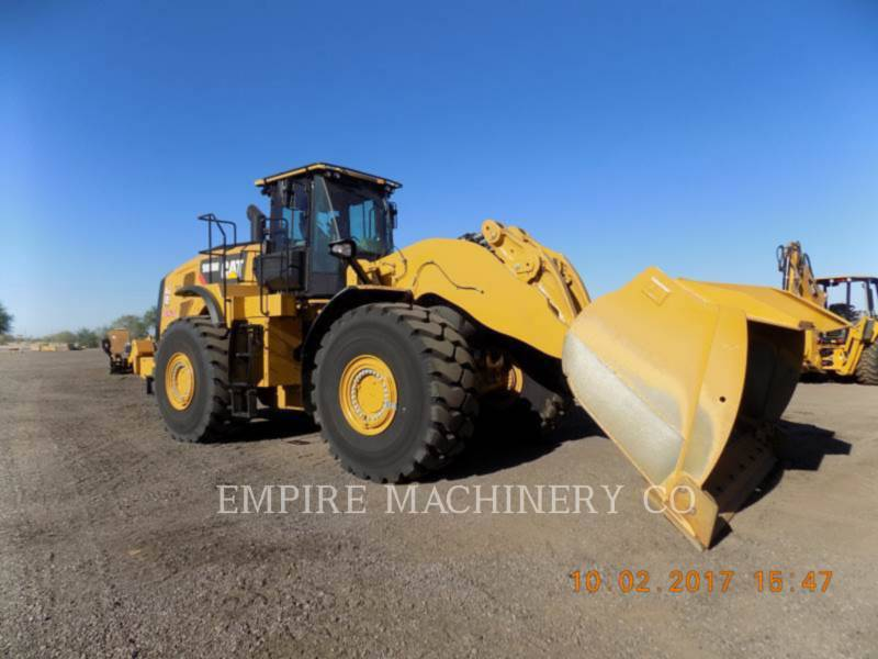 CATERPILLAR WHEEL LOADERS/INTEGRATED TOOLCARRIERS 980M PAY equipment  photo 3