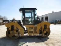 CATERPILLAR コンパクタ CB54B equipment  photo 5