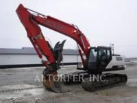 Equipment photo LINK-BELT CONST. 250X4 PELLES SUR CHAINES 1