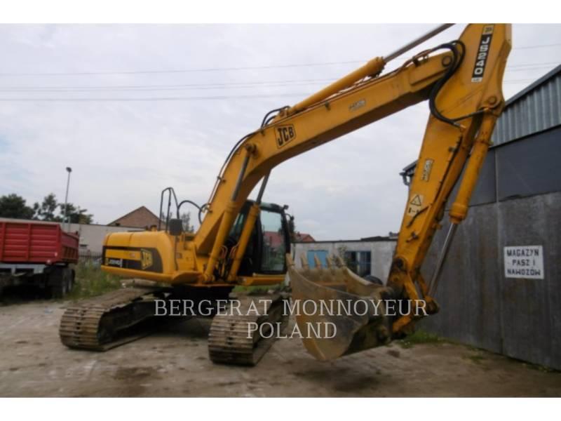 JCB KETTEN-HYDRAULIKBAGGER 240LC equipment  photo 16