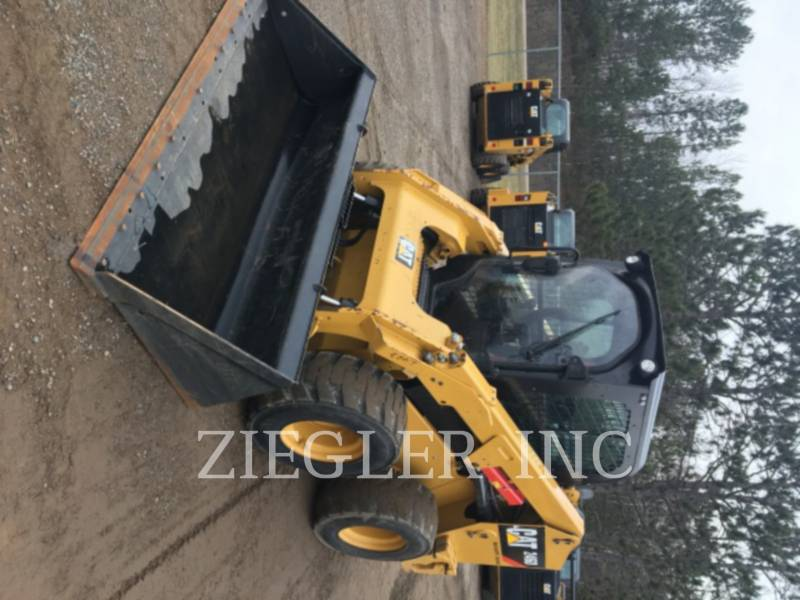 CATERPILLAR MINICARGADORAS 246D equipment  photo 4