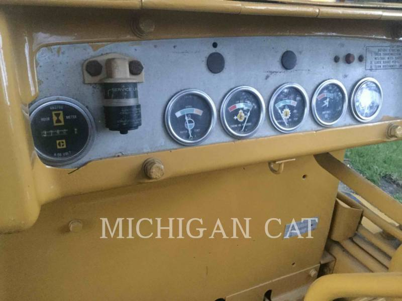 CATERPILLAR TRACTORES DE CADENAS D4D equipment  photo 22