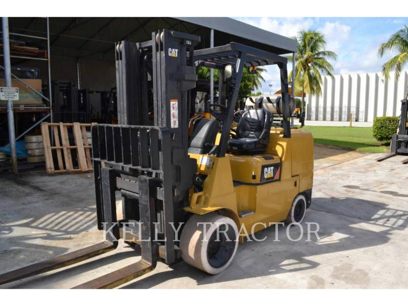 CATERPILLAR LIFT TRUCKS FORKLIFTS GC55K equipment  photo 4
