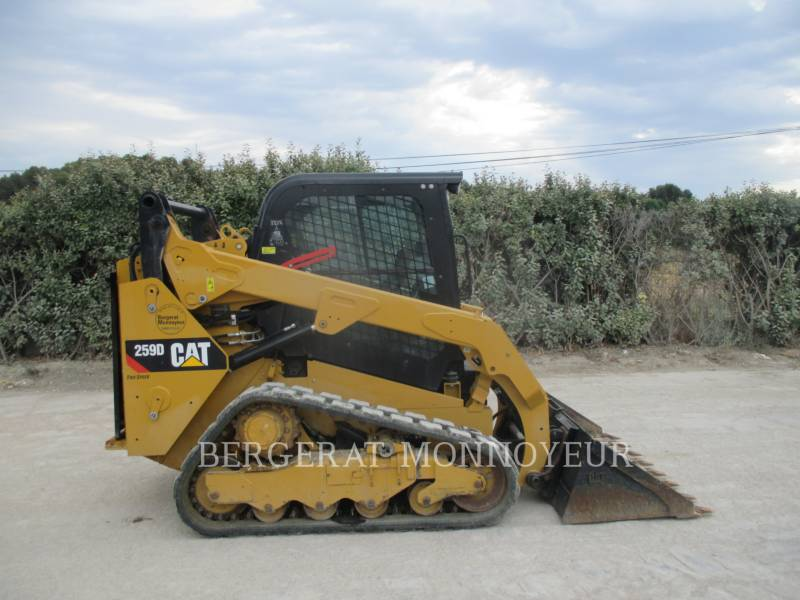 CATERPILLAR MULTI TERRAIN LOADERS 259D equipment  photo 13
