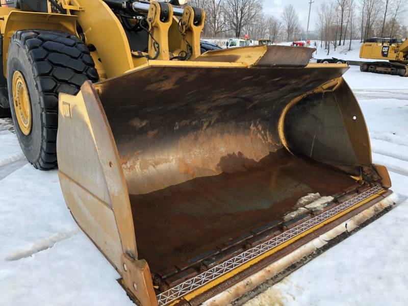 CATERPILLAR WHEEL LOADERS/INTEGRATED TOOLCARRIERS 980K equipment  photo 17
