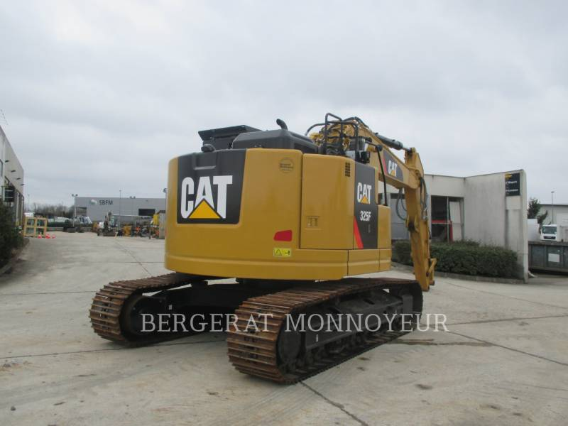 CATERPILLAR TRACK EXCAVATORS 325F CR equipment  photo 5