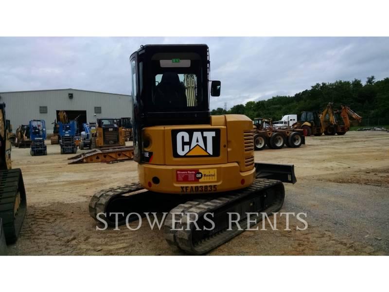 CATERPILLAR TRACK EXCAVATORS 305E CAB equipment  photo 2