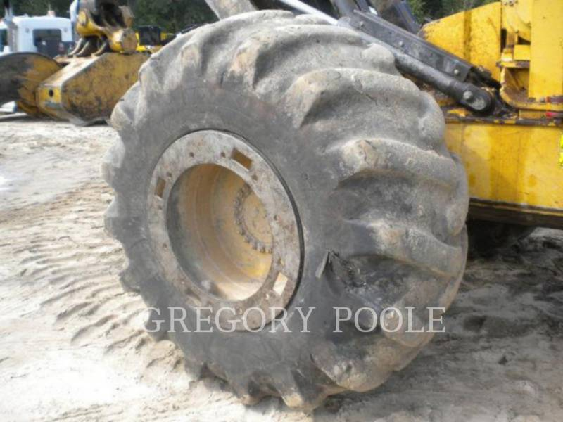 CATERPILLAR FORESTRY - SKIDDER 535C equipment  photo 12