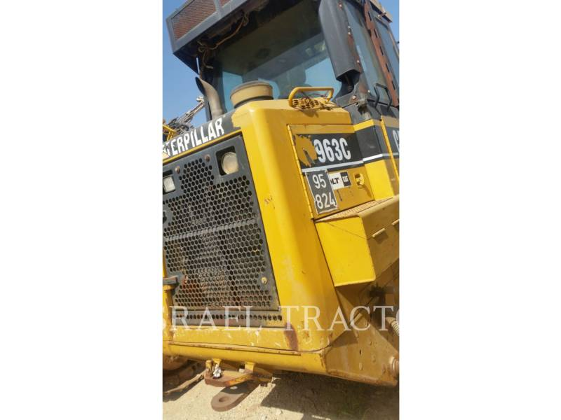 CAT TRADE-IN TRACK LOADERS 963C equipment  photo 3
