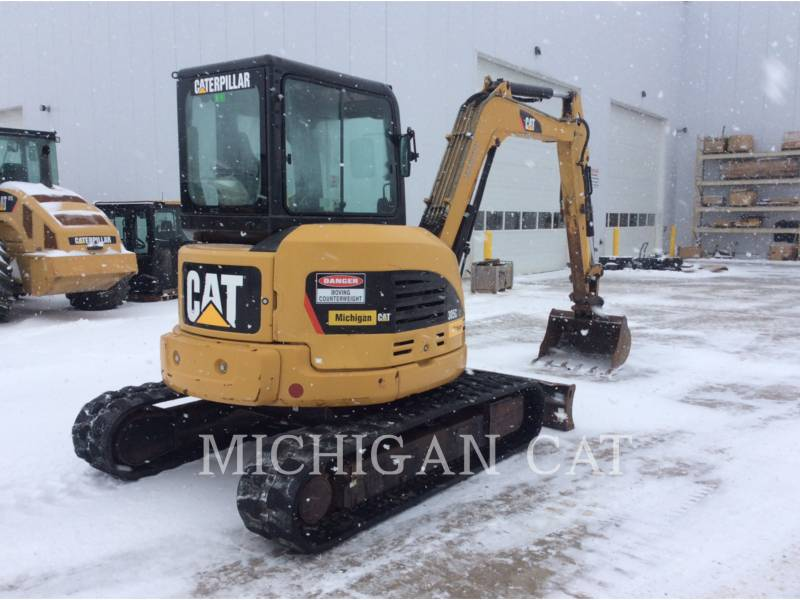 CATERPILLAR TRACK EXCAVATORS 305CCR AQ equipment  photo 2