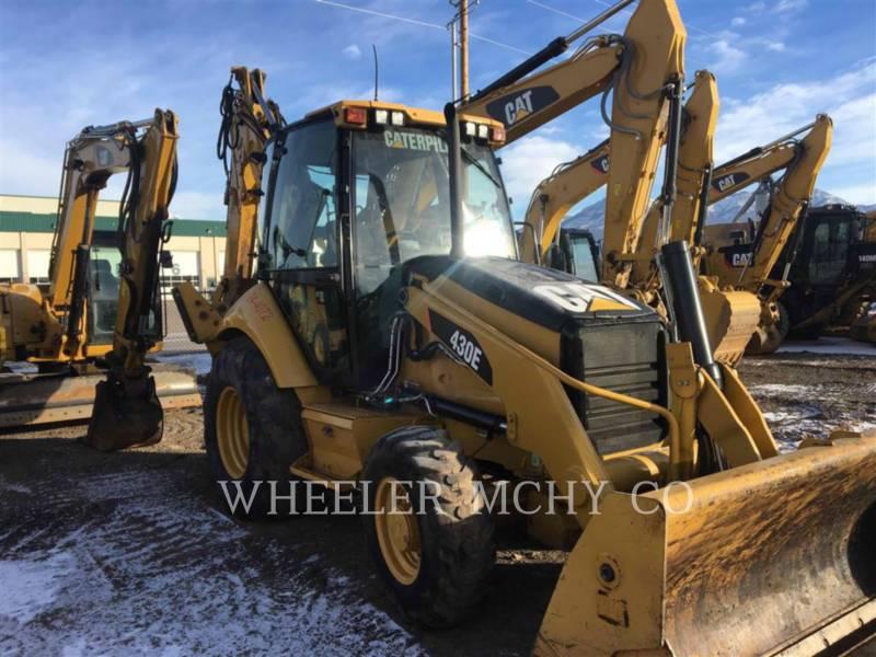 CATERPILLAR BACKHOE LOADERS 430E E MP equipment  photo 1