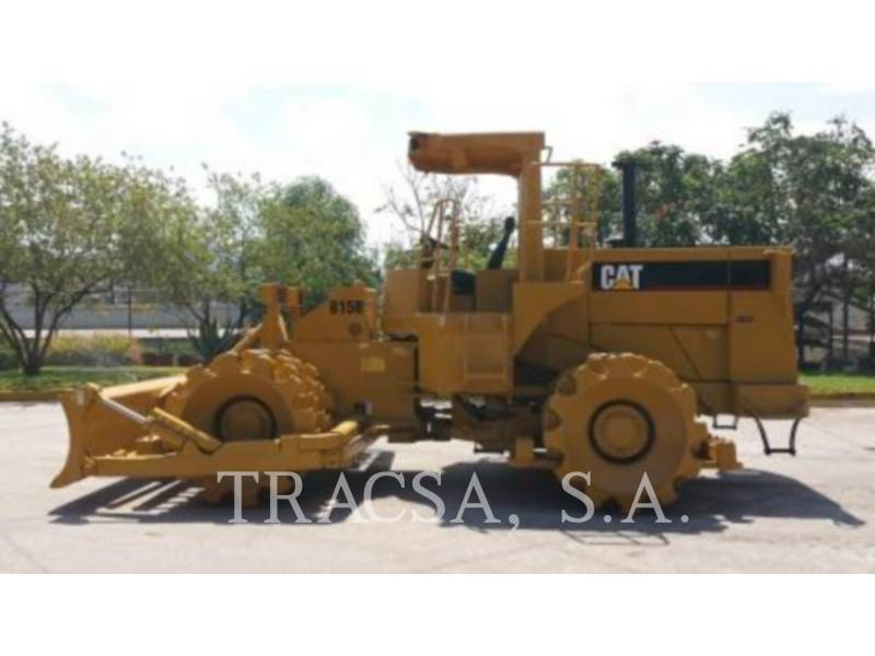 CATERPILLAR COMPACTORS 815B equipment  photo 5