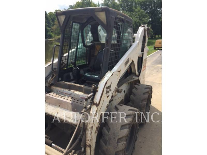 BOBCAT CHARGEURS COMPACTS RIGIDES S205 equipment  photo 2