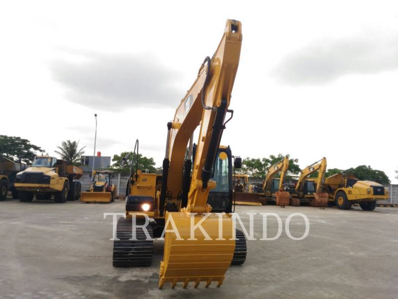 CATERPILLAR TRACK EXCAVATORS 313D equipment  photo 1
