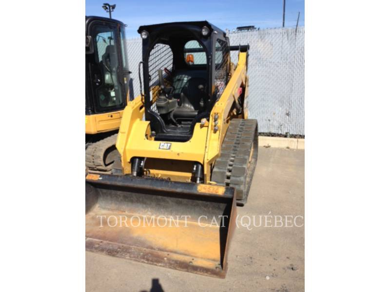 CATERPILLAR CHARGEURS SUR CHAINES 259D equipment  photo 4