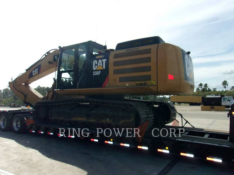CATERPILLAR EXCAVADORAS DE CADENAS 336FLTHUMB equipment  photo 4