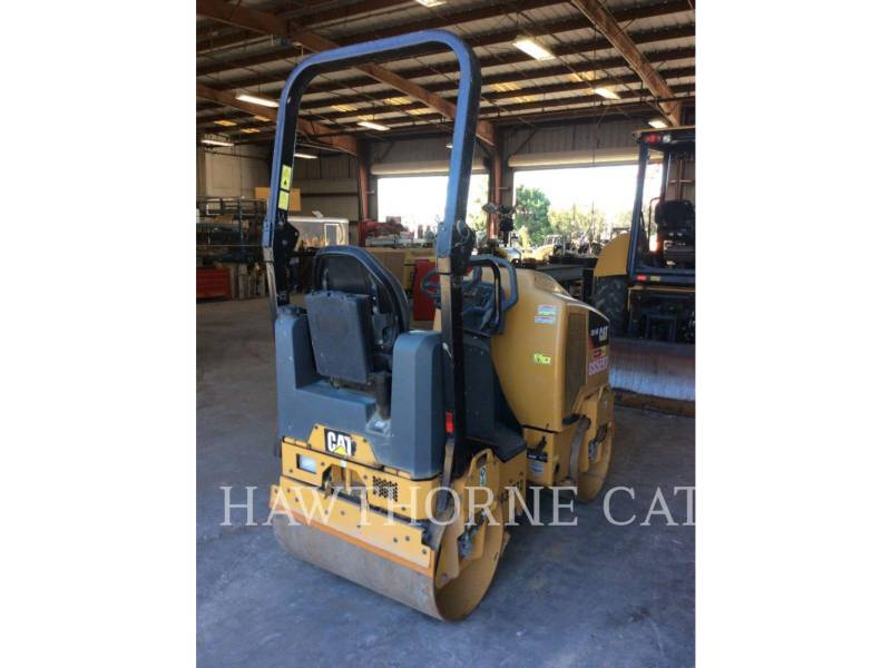 CATERPILLAR COMPACTEURS CB14B equipment  photo 6