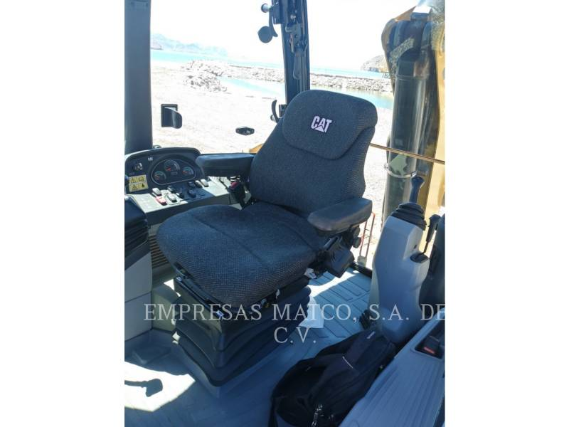 CATERPILLAR BACKHOE LOADERS 430FST equipment  photo 5