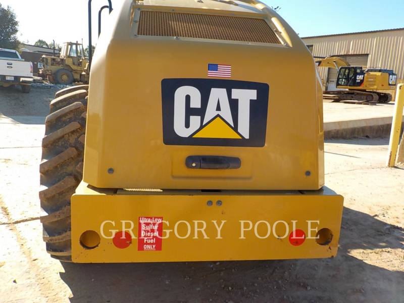 CATERPILLAR VIBRATORY SINGLE DRUM PAD CP56B equipment  photo 14