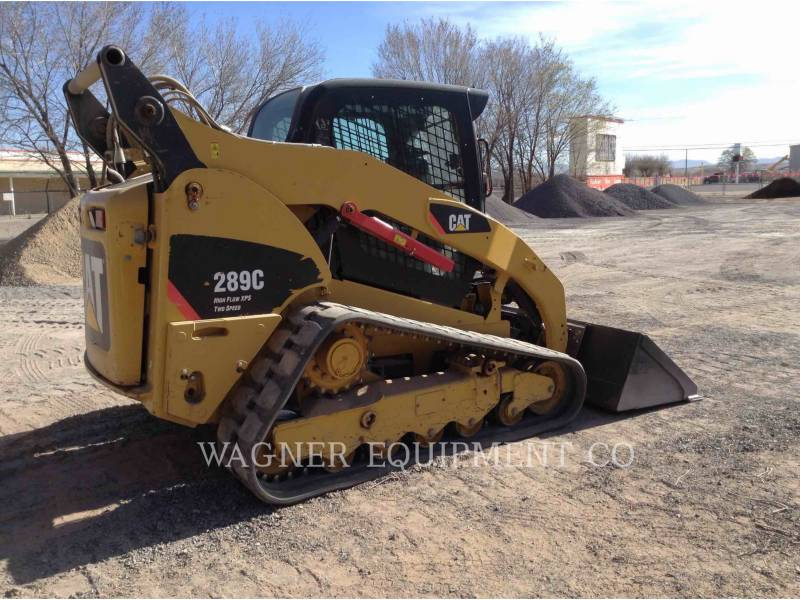 CATERPILLAR MINICARGADORAS 289C HF equipment  photo 3
