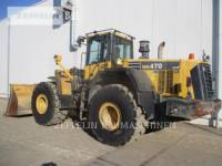 KOMATSU LTD. CARGADORES DE RUEDAS WA470-6 equipment  photo 2