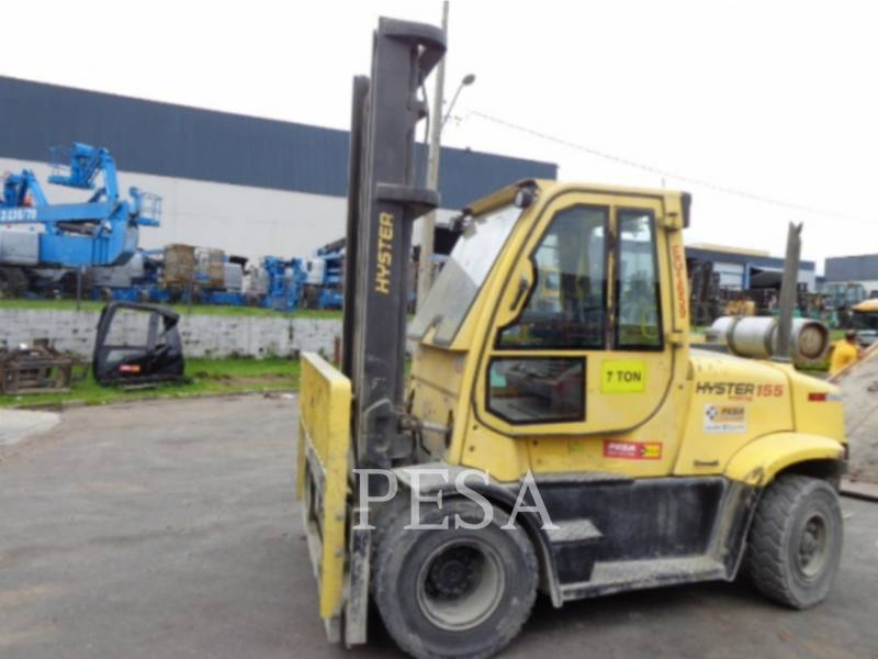 HYSTER GABELSTAPLER H155FT equipment  photo 3