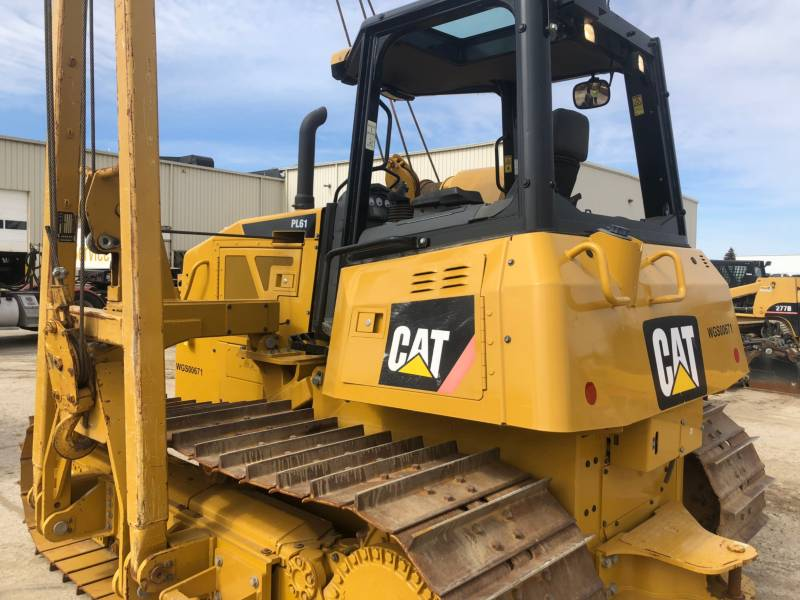 CATERPILLAR PIPELAYERS PL61 equipment  photo 4