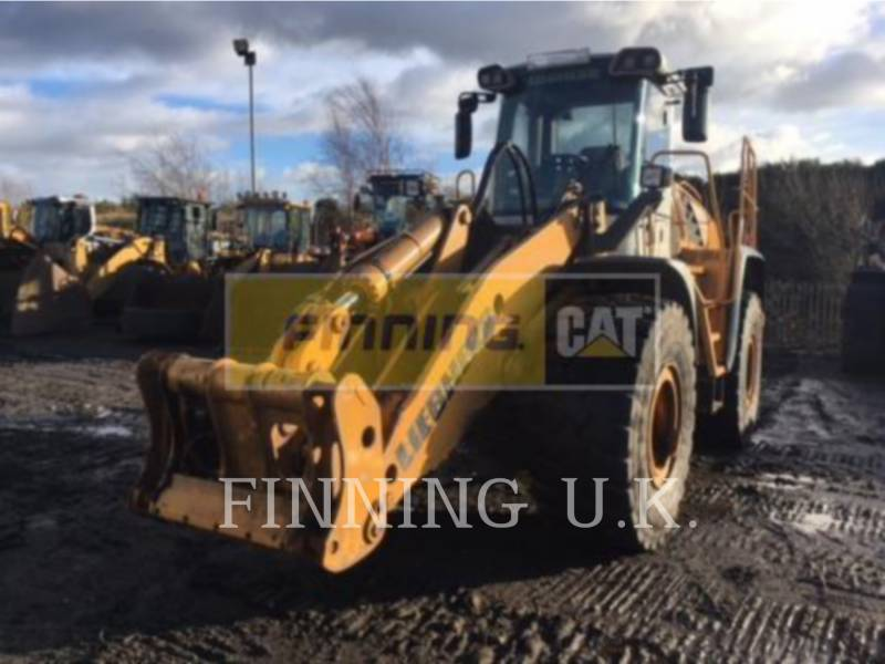 LIEBHERR EXCAVADORAS DE CADENAS L556 equipment  photo 3