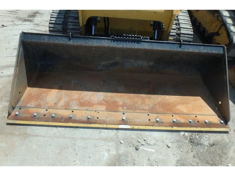 CATERPILLAR MULTI TERRAIN LOADERS 289D equipment  photo 5