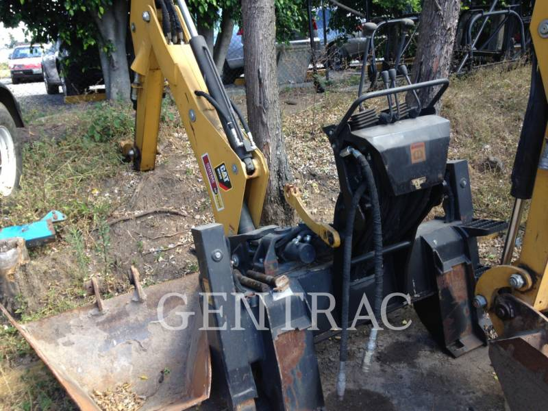 CAT WORK TOOLS (SERIALIZED) HERRAMIENTA DE TRABAJO - IMPLEMENTO DE TRABAJO - DE RETROEXCAVADORA BH30 equipment  photo 1