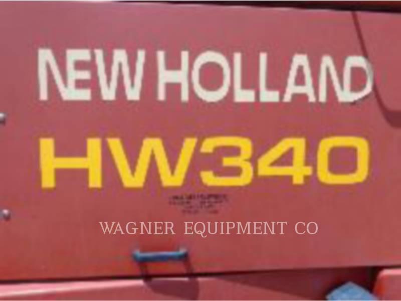 NEW HOLLAND LTD. LW - HEUGERÄTE HW340 equipment  photo 17