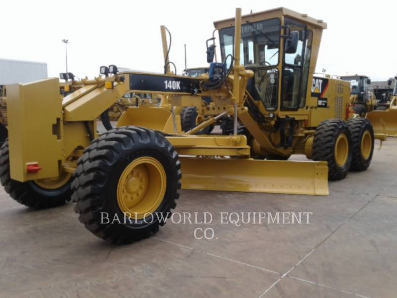 CATERPILLAR АВТОГРЕЙДЕРЫ 140 K equipment  photo 2