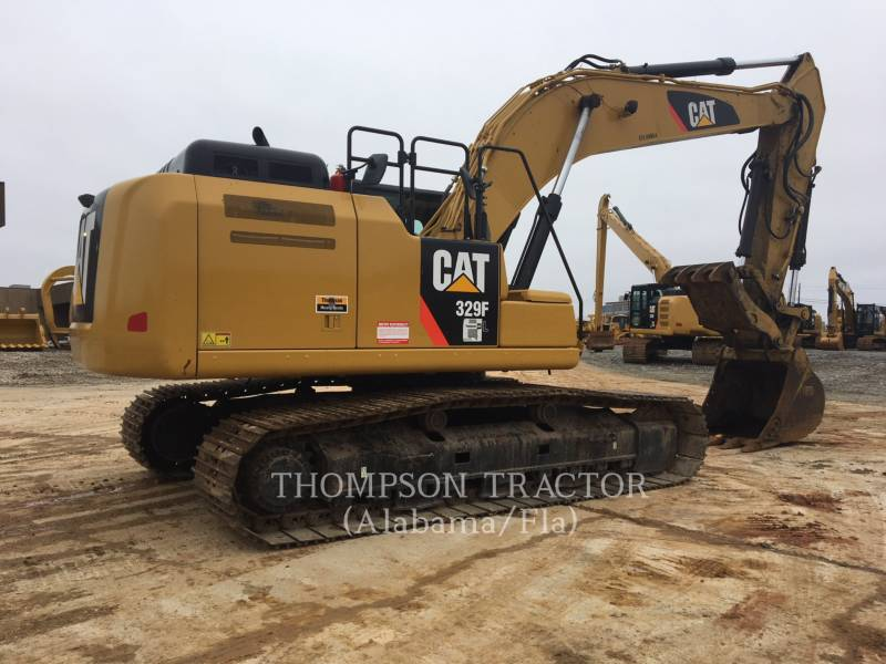 CATERPILLAR TRACK EXCAVATORS 329FL equipment  photo 7