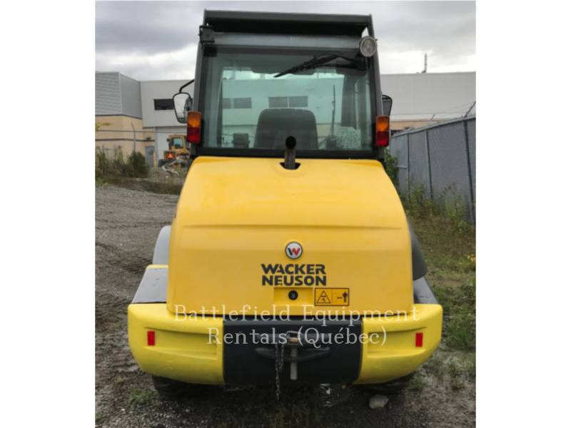 NEUSON W RADLADER/INDUSTRIE-RADLADER 750T equipment  photo 3