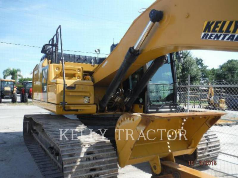 CATERPILLAR ESCAVADEIRAS 326FL equipment  photo 5
